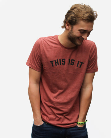 This Is It Tee // Multiple Colors