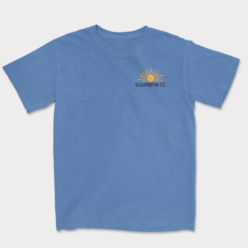 Good Day Tee // Blue