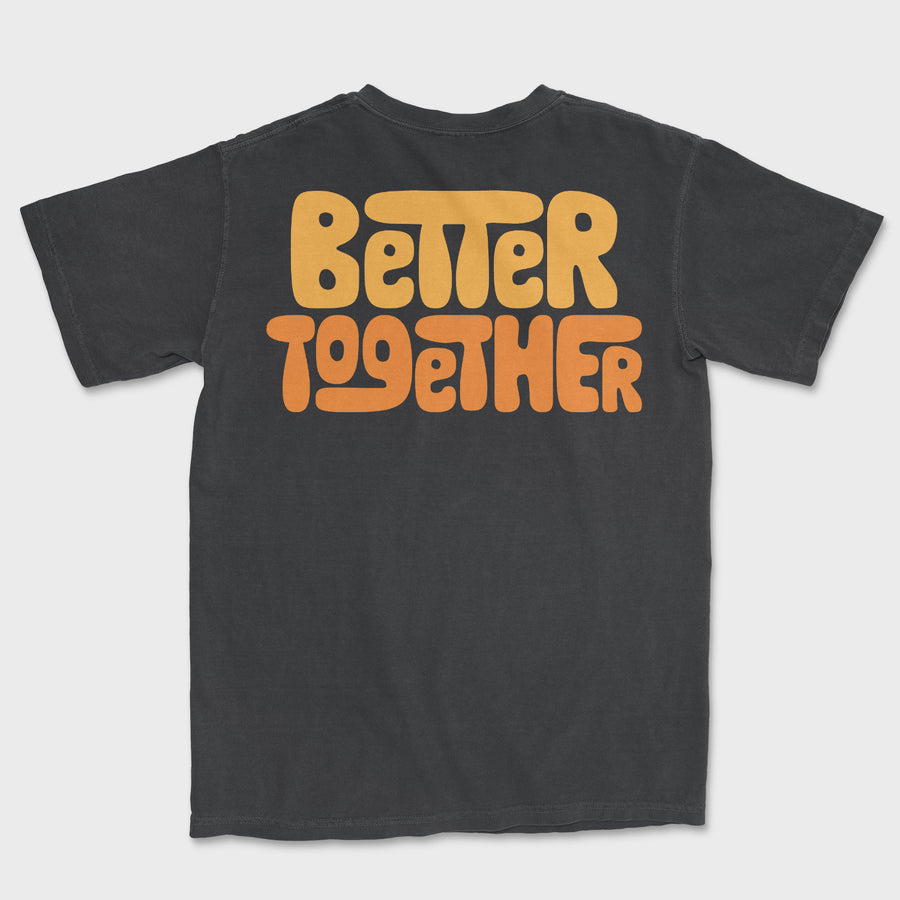 Better Together Tee // Multiple Colors
