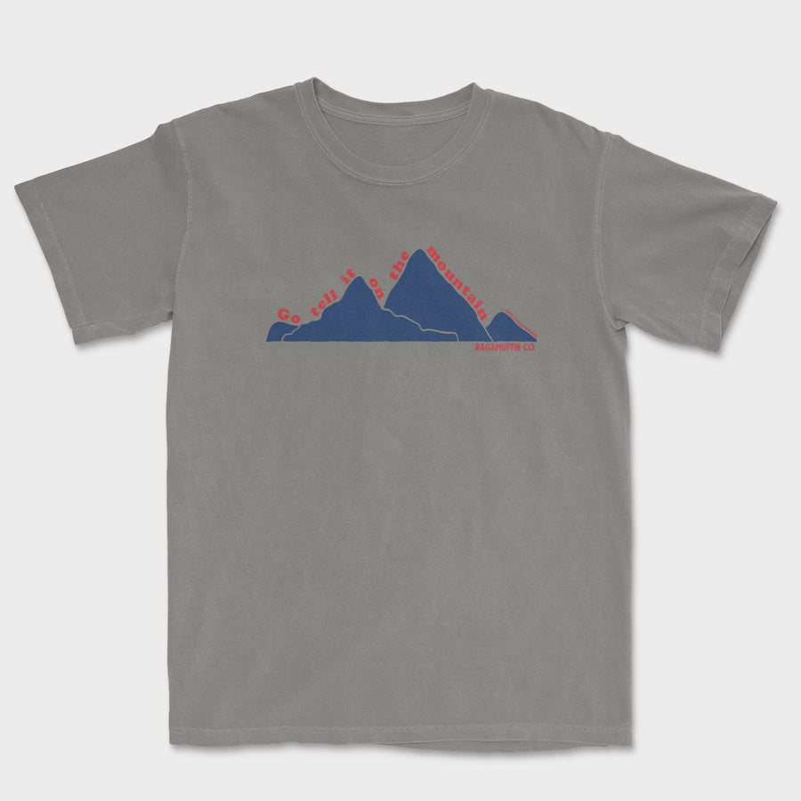 Go Tell It Tee // Grey
