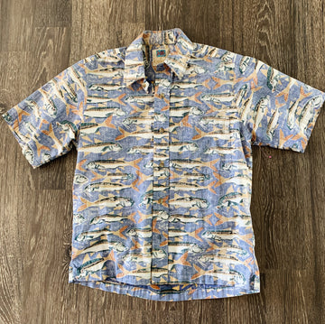 Vintage Kahala Button-Up