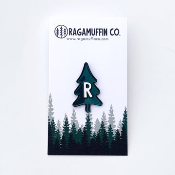 The Giving Tree // Enamel Pin