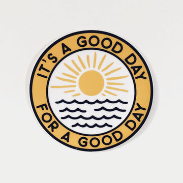 Good Day // Sticker