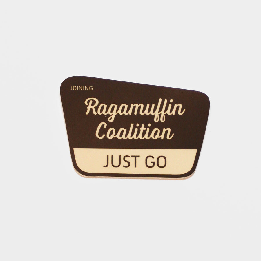Coalition Sign // Sticker