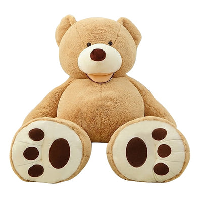 New Giant Stuffed Plush Teddy Bear - BC&ACI