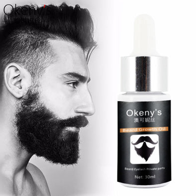 New 100% Natural Organic Beard Oil - BC&ACI