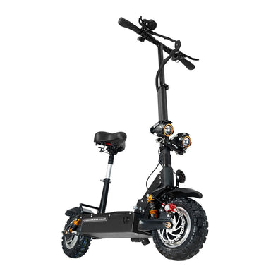 11inch fold electric off-road scooter 60v3200w high speed motor Electric scooter Super Full suspension lithium battery e-scooter - BC&ACI
