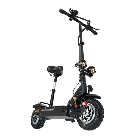 New 11inch fold electric off-road scooter 60v3200w high speed motor Electric scooter - BC&ACI