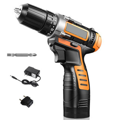 Lithium-ion Battery Cordless Electric Drill - BC&ACI