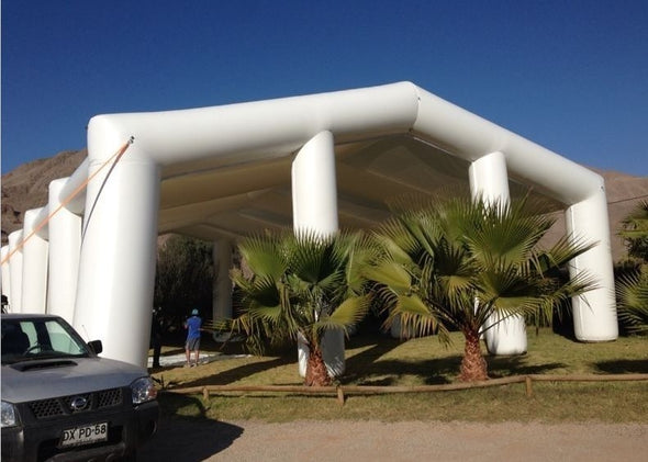 Giant Exhibition Inflatable Structure Tent - BC&ACI