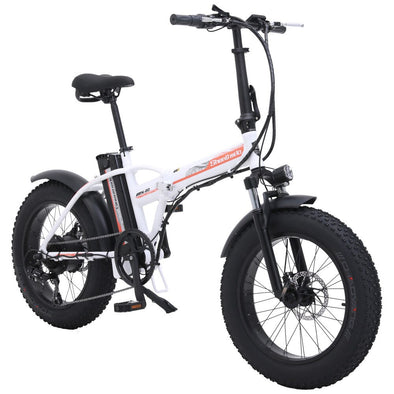48V 20In. Folding Electric Bicycle - BC&ACI