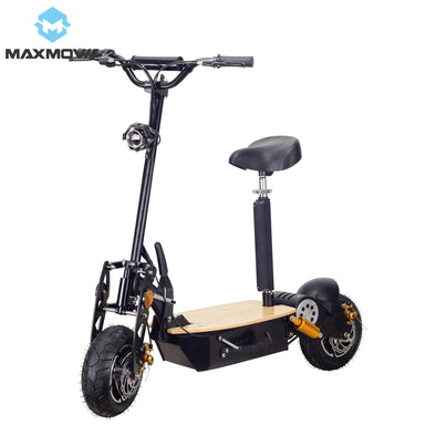 2000W 60V Adult Foldable Two Wheel Off-road Electric Scooter with Front and Rear LED Lights - BC&ACI