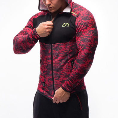 Bodybuilding and fitness hoodies Sweatshirts Muscle men's sportswear - BC&ACI