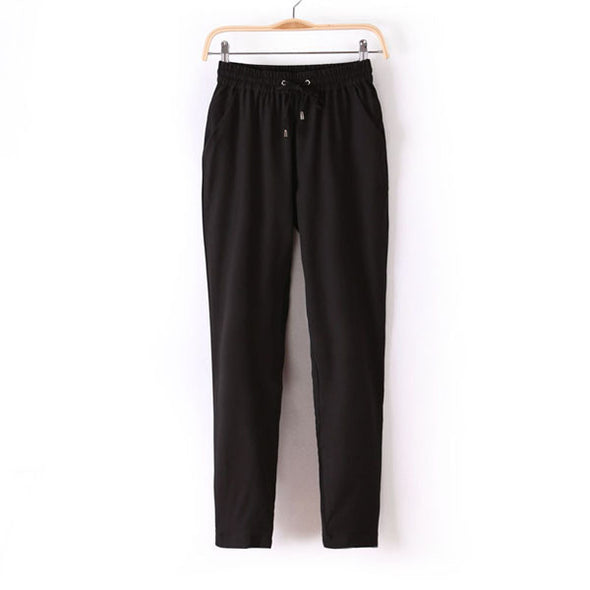 Plus Size Women Trousers
