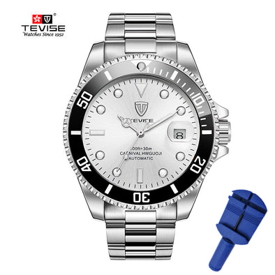 New Men's Automatic Mechanical Watch - BC&ACI