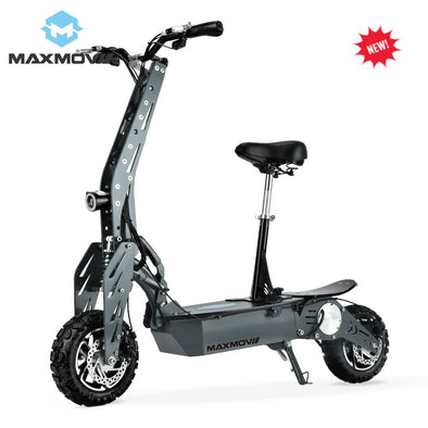 2019 New 1000W 48V Brushed Motor Chain Drive Adult Folding Electric Citycoco Scooter/Mobility with LED Lights - BC&ACI