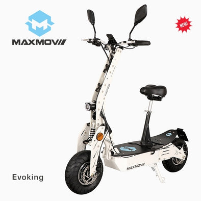 New Design 600W 48V Hub Motor Wheel EEC Approved Electric Scooter - BC&ACI