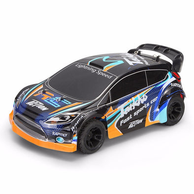 New Fast rc cars A242 1:24 four-wheel drive for rc car 2.4G remote control racing desert off-road drift car rally car speed 35km - BC&ACI