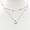 Women's Simple Heart Choker