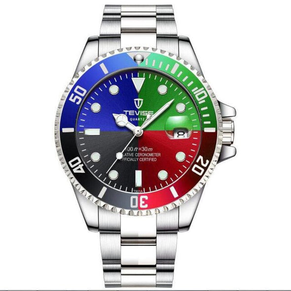 Men's Waterproof Mechanical Watch - BC&ACI