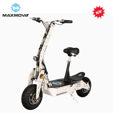 New 2000W 48V 20AH Lithium Battery Powerful Citycoco Electric Motorcycle Scooter - BC&ACI