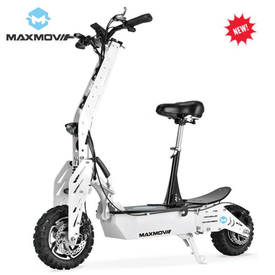 New Top Selling Long Drive Distance 55KM Brushless Electric Scooter 1000W 48V Hub Motor with 12 inch Two Wheels - BC&ACI