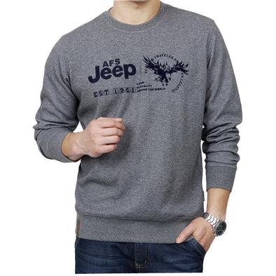 New sweatshirt casual cotton pullover  mens - BC&ACI