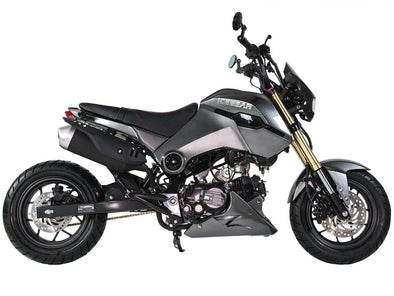 2019  x19R Street Legal Motorcycle 125cc