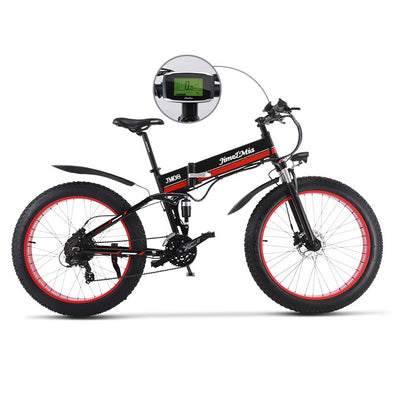 "New Fire 26 ""Folding Mountain Bike - BC&ACI"