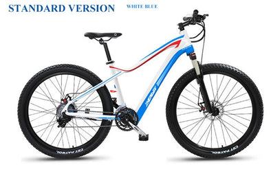 27.5inch electric mountain bike 48V lithium battery hidden in frame