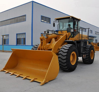 Tough 3 Ton Capacity  Wheel Loader With 92KW Engine - BC&ACI