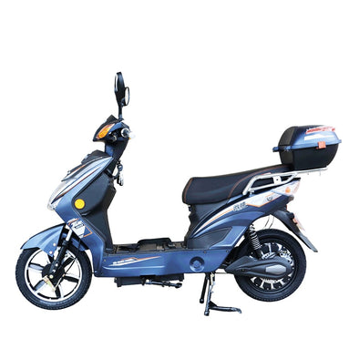 48V 500W Electric Scooters Adults With Optional 48v 20A Lithium Battery And Lead Acid Luxury Type Electic Bike Electric Moto - BC&ACI
