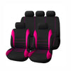 Useful 4pcs/9pcs Universal Car Seat Covers Auto Protect Cover Automotive Seat Covers - BC&ACI