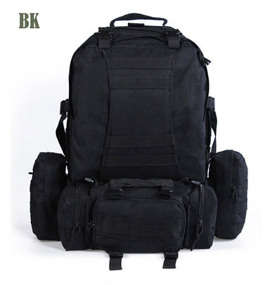 New High Capacity Nylon Tactical Backpack - BC&ACI