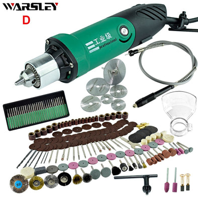 6mm 480W High Power Mini Electric Drill Engraver With 6 Position