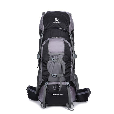 New 80L Large Outdoor Backpack Climbing Backpacks Hiking Big Capacity - BC&ACI