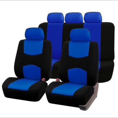 Useful 9pcs universal car seat covers auto protect covers automotive seat covers - BC&ACI