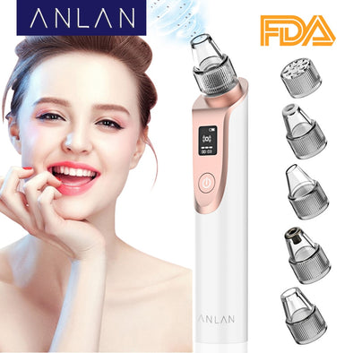 New ANLAN Blackhead Remover Vacuum Pore Cleaner - BC&ACI