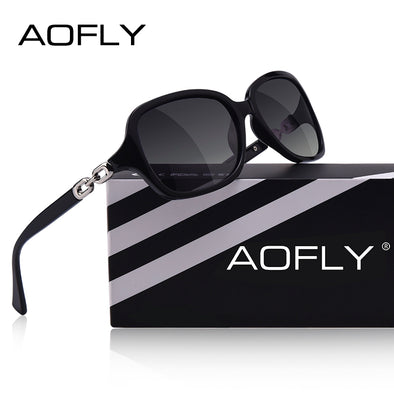 AOFLY BRAND DESIGN Fashion Polarized Sunglasses Women - BC&ACI