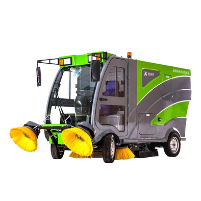 New High Quality Asphalt Road Sweeper - BC&ACI