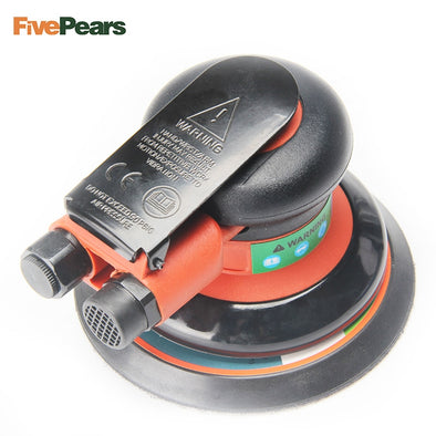 Air Random Orbital Palm Sander Polisher for 5inch 125mm Pad - BC&ACI