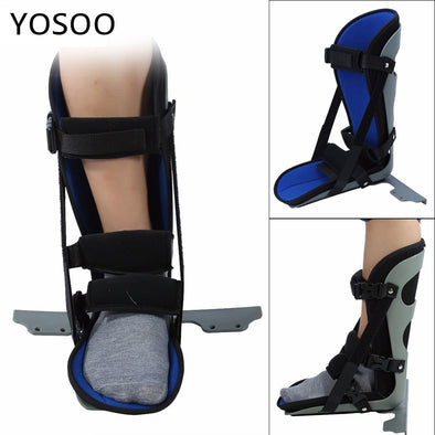 UsefulAnkle Brace Support Foot Drop Splint Guard Sprain Orthosis Fracture - BC&ACI