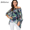 BHflutter Women Tops Off Shoulder Sexy Summer Blouses 2019 New