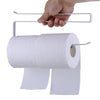 Bathroom Toilet Roll Paper Holder Hanging Organizer Iron Tissue Towel Shelf - BC&ACI