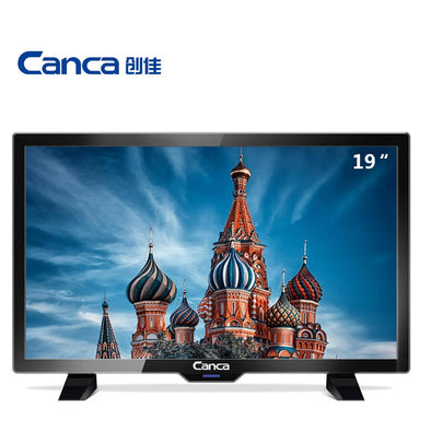New Canca DTMB CMMB DVB-T TV 19inches TV Full HD HDMI/USB/AV/RF/VGA - BC&ACI