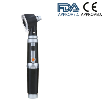 New Carevas Pocket Otoscope 3X True View Full Spectrum Home Physician - BC&ACI