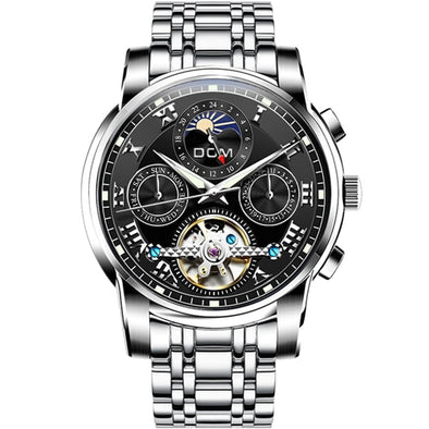 New DOM Men Watch Automatic Mechanical Watch - BC&ACI