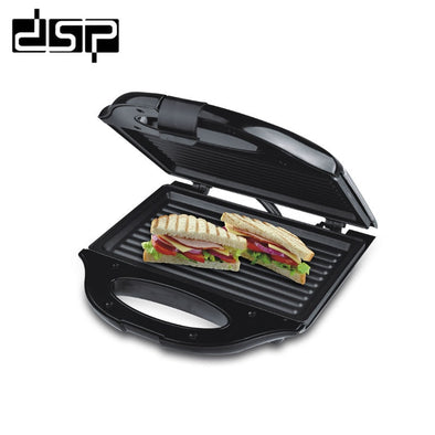 DSP  Household Mini Sandwich Machine Breakfast Electric Baking Pan EU plug 750W 220-240V - BC&ACI