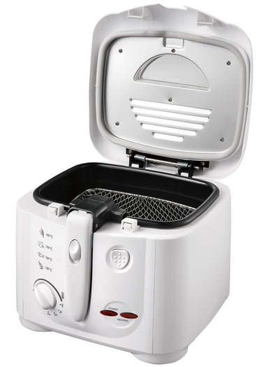 New Deep Fryer with adjustable Thermostats 1.5L Capacity 1400W - BC&ACI