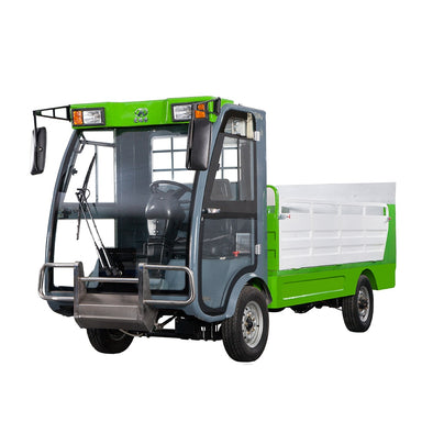 New Electric Garbage Back Loading Truck ART Y10 - BC&ACI